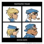 Fantastic Four - Doom Days