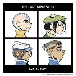 The Last Airbender - Avatar Days by BillWalko