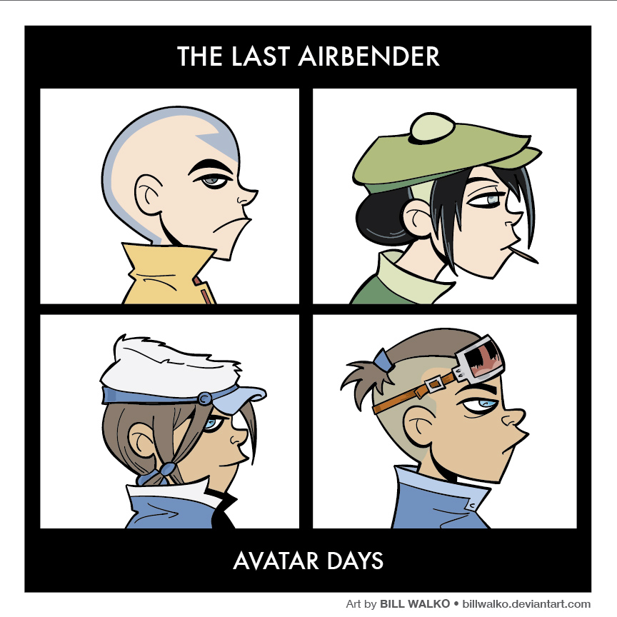 The Last Airbender - Avatar Days by BillWalko