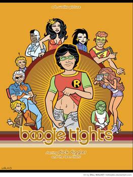 Teen Titans Boogie Tights