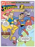 Superman vs Bravado