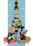 A Harley and Ivy Holiday