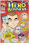 Hero Business #5 Cover