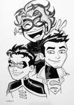 Young Justice NYCC2014
