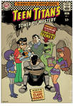 Teen Titans Tower Of Mystery