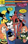 Deadpool and Harley