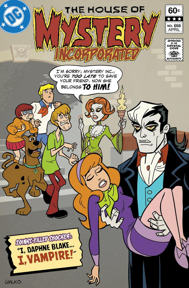House of Mystery, Incorporated by BillWalko
