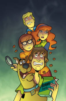 Scooby Doo - Zoinks!