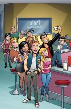 Archie - Night @ Pops