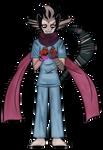 Danganronpa Lab Experiment AU Gundam Tanaka