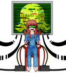 Danganronpa Lab Experiment AU Chiaki Nanami