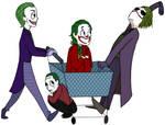 Jokers Go Shopping