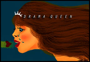 Drama Queen by myikachu