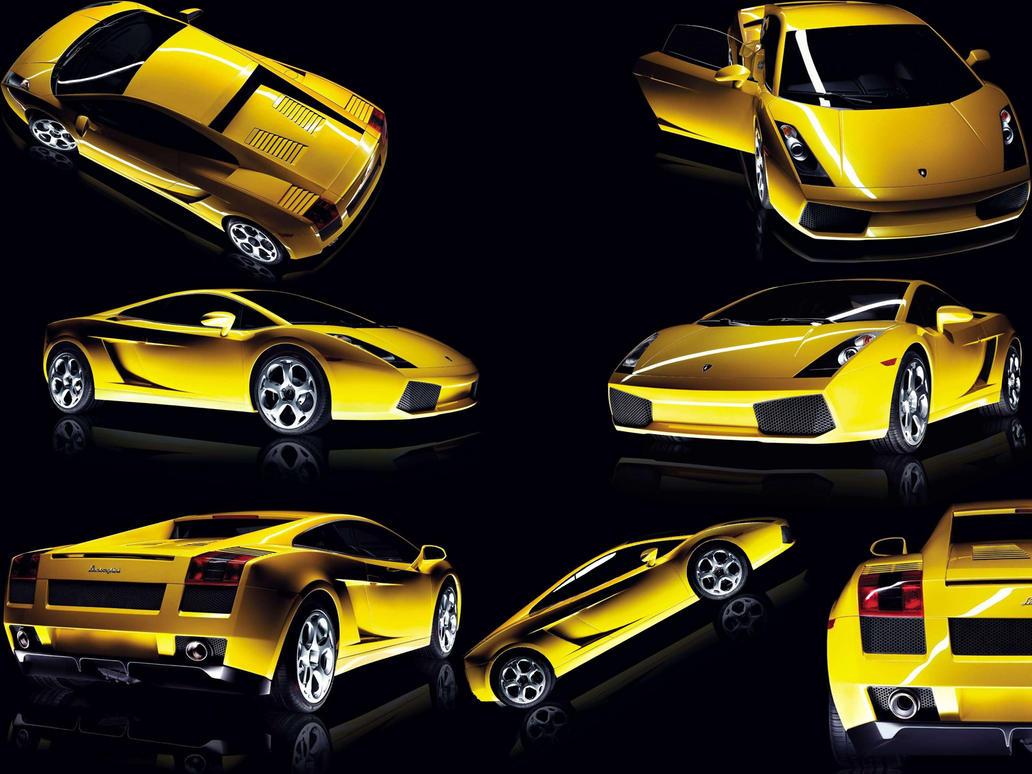 Lamborghini Gallardo Wallpaper By Nikita144