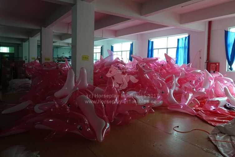 Pink Pile1wm by HorseplayInflatables