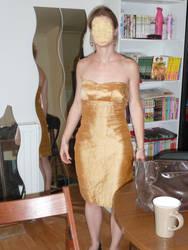 first coktail dress skil