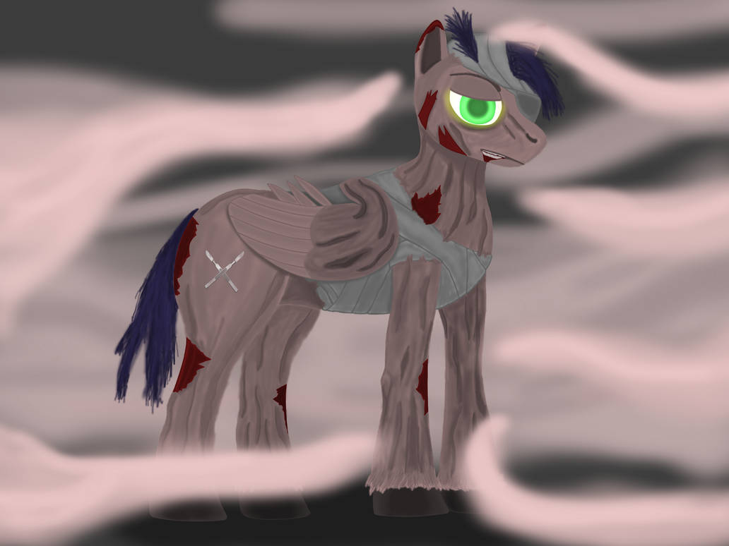 Skull Fracture by 8Aerondight8