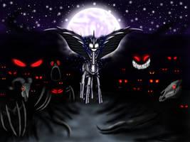 Happy Nightmare Night by 8Aerondight8