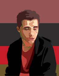 Autoportrait by ChristianBouchard