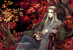 Thranduil by kagalin