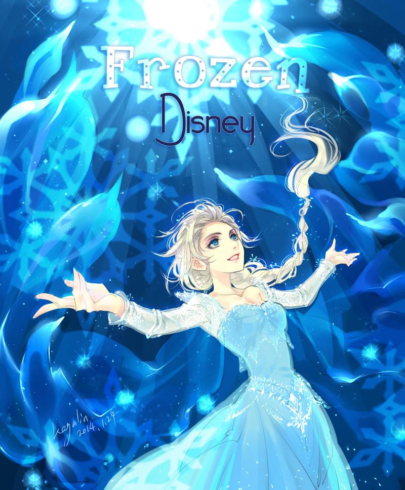 Frozen by kagalin