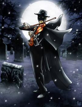 the enchanted violin - secret santa for *bdunn1342