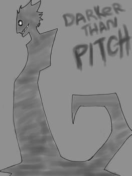 Darker than pitch
