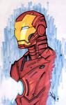 Marker - Iron Man