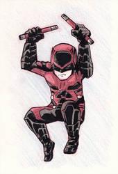 Li'l Daredevil