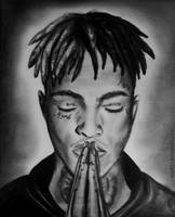 Rip Xxxtentacion - Drawing by lyyy971