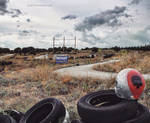 Abandoned karting - I was here
