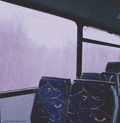 On the bus by lyyy971