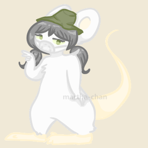 mouse by Martha-Chan