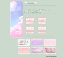 pastel code by martha-chan