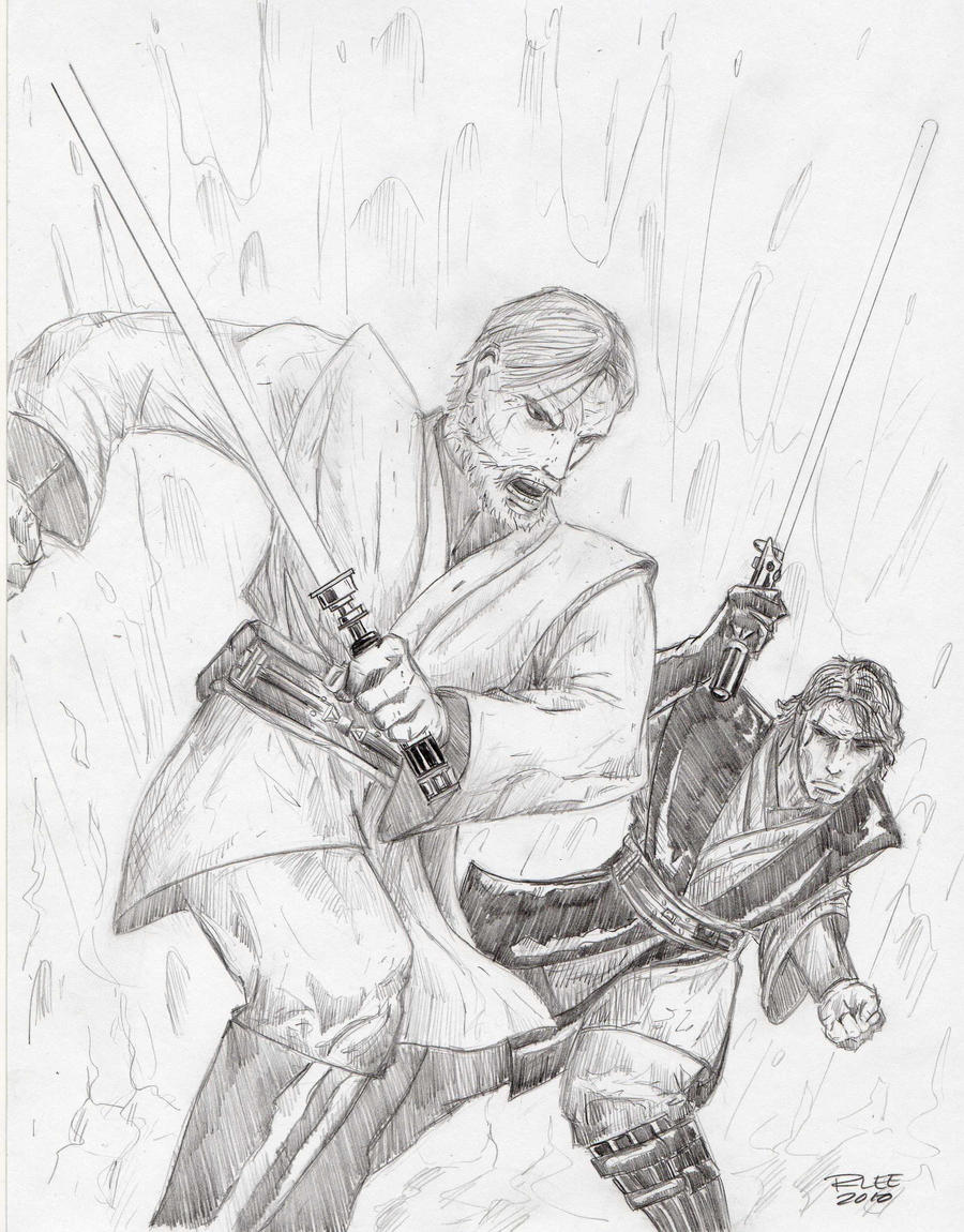 Obi wan vs anakin coloring pages coloring pages for Count dooku coloring pages