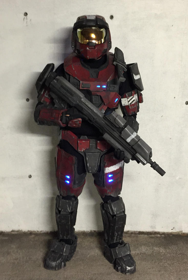 Halo Reach Armor 3 by Ronin427 on DeviantArt