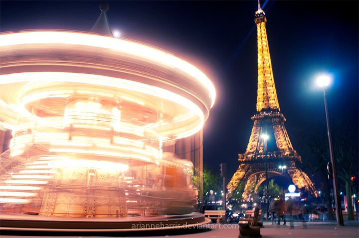 Paris by arianneharris