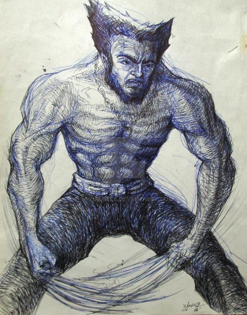 Wolverine  -   2016 by Yavuzartx