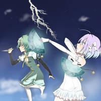 WPN: Witch Miranda by kimitama