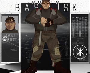 ROKO'S BASILISK: Darius Sokolov