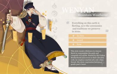 FELLSTAR: Wenyan