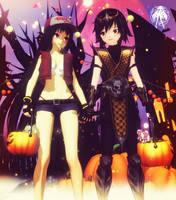 DeviantID - October - Halloween Cosplay's