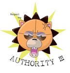 Respect my authority !