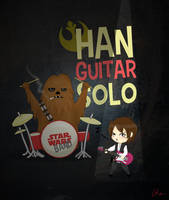 Han Guitar Solo by Red-Cha