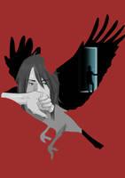 Oiseaux Rouges - Le Patient by Red-Cha