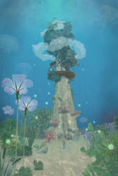 Vicky's Dream Tower