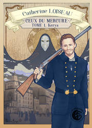 Book Cover 'Ceux Du Mercure' No.1