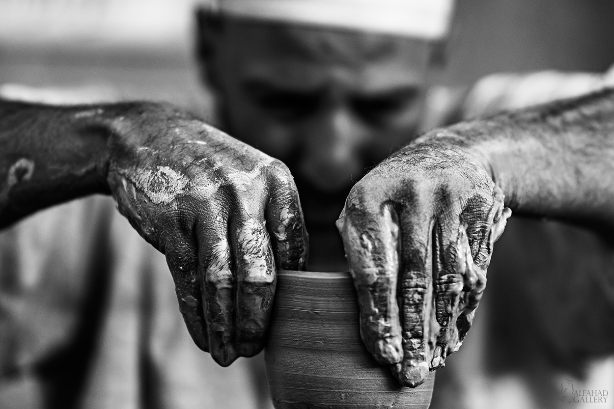The potter man by alfahd