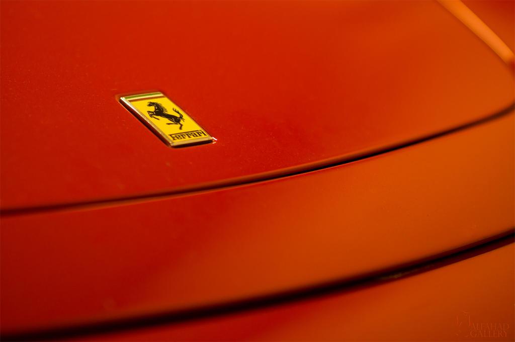 Ferrari II by alfahd