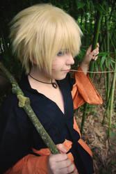 Uzumaki Naruto - Walk
